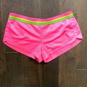 Soffe Hot Pink Shorts